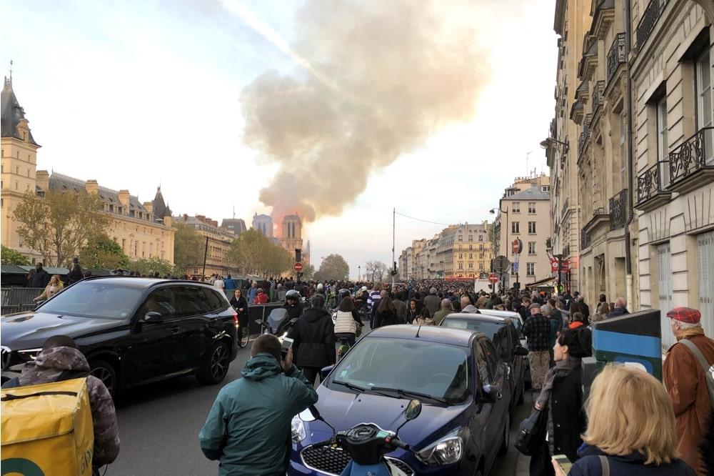 Notre Dame Brennt Live Stream