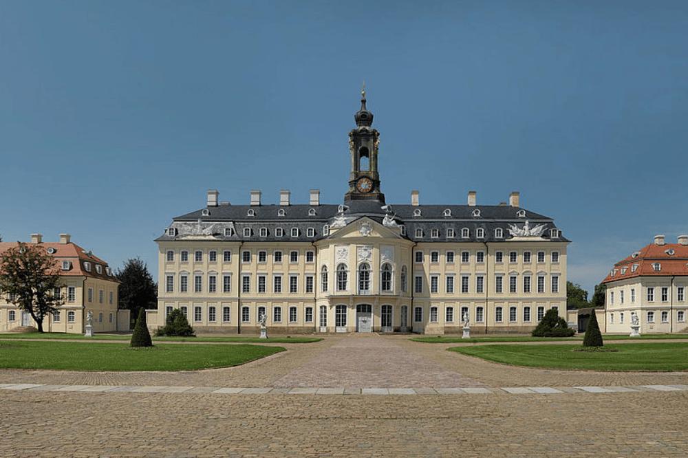 Schloss Hubertusburg. Quelle: SKD