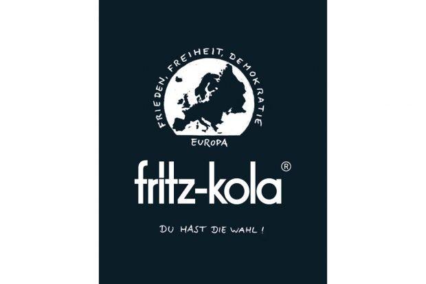 Das Sonderetikett zur Europa-Wahl. Grafik: fritz-kulturgüter GmbH