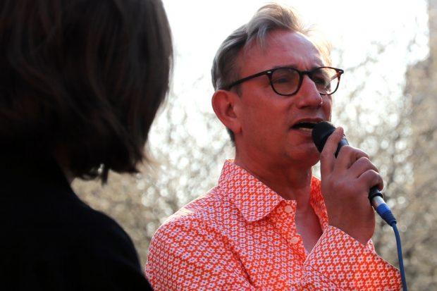 Tim Elschner (Grüne) war wie alle anderen Stadträte der Meinung Wohnen sei ein Menschenrecht und gehöre demnach zur Daseinsfürsorge. Foto: L-IZ.de