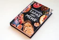 Ute Scheffler: Antipasti, Tapas und mehr. Foto: Ralf Julke