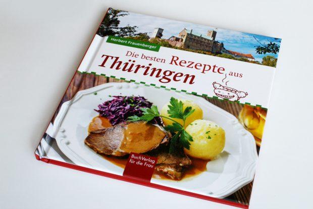 Herbert Frauenberger: Die besten Rezepte aus Thüringen. Foto: Ralf Julke