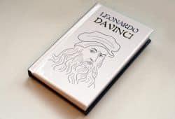 Hagen Kunze: Leonardo da Vinci. Foto: Ralf Julke