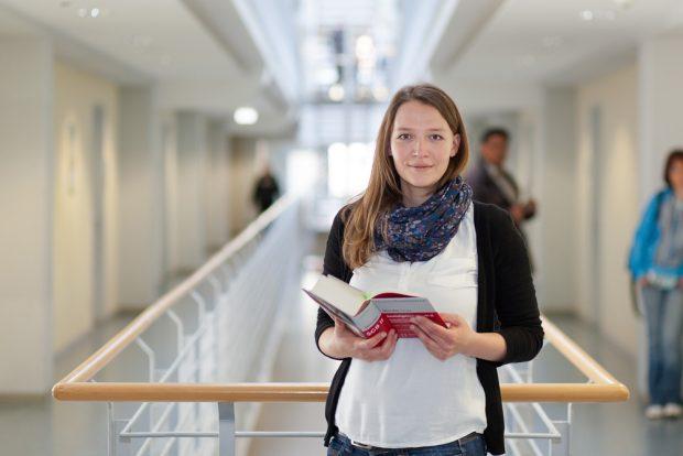 Dr. phil. Ulrike Leistner. Foto: HTWK, Johannes Ernst
