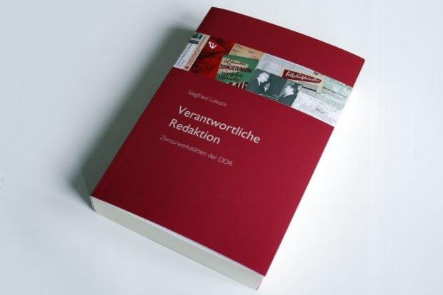 Siegfried Lokatis: Verantwortliche Redaktion. Foto: Ralf Julke