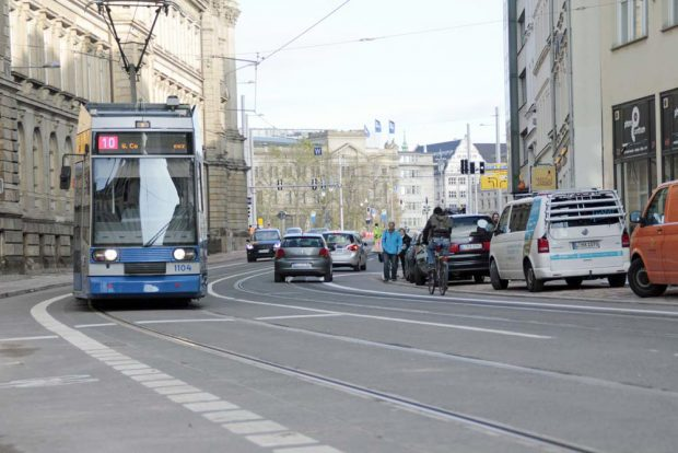 Peterssteinweg. Foto: Martin Schöler