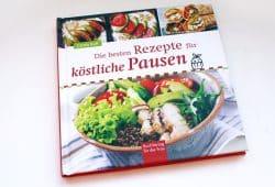 Carola Ruff: Die besten Rezepte für köstliche Pausen. Foto: Ralf Julke