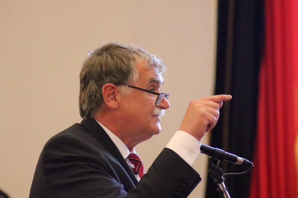 Siegfried Schlegel (Linke). Foto: L-IZ.de