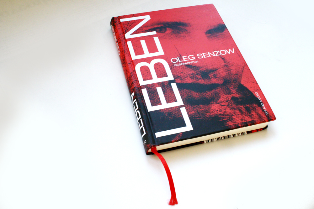 Oleg Senzow: Leben. Foto: Ralf Julke