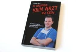 Göran Wild: 111 Gründe, kein Arzt zu sein. Foto: Ralf Julke