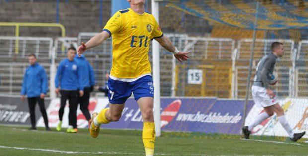 Matthias Steinborn sorgte mal wieder für einen Treffer. Foto: Jan Kaefer (Archiv)