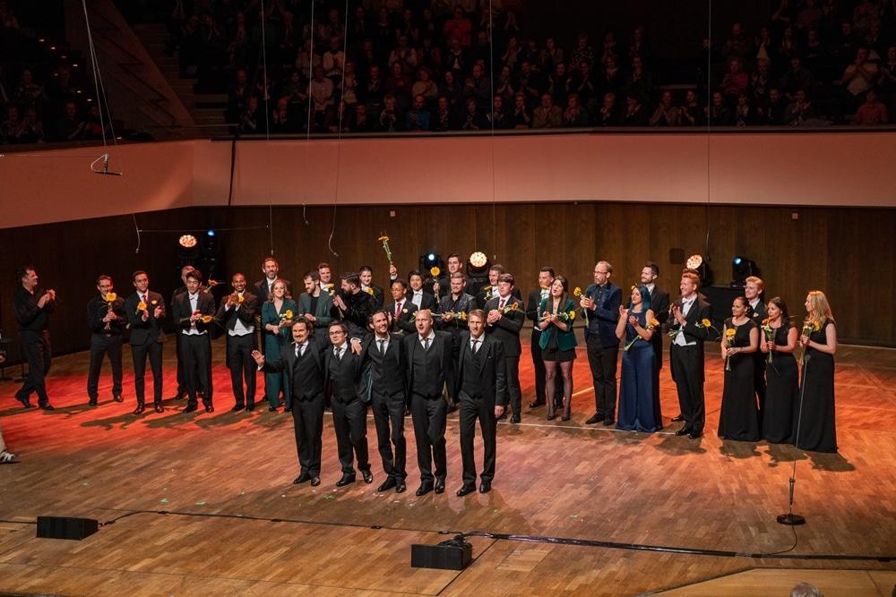 Abschlusskonzert Leipzig 2019. Foto: Sören Wurch, DREIECK MARKETING
