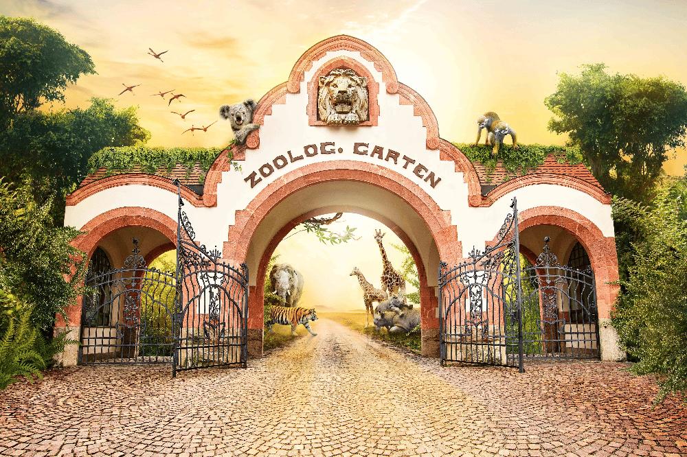 Das Tor zur Weltreise © Zoo Leipzig