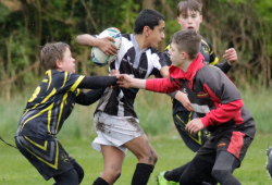 Kids Cup 2019. Quelle: Rugby-Verein Leipzig Scorpions e.V.