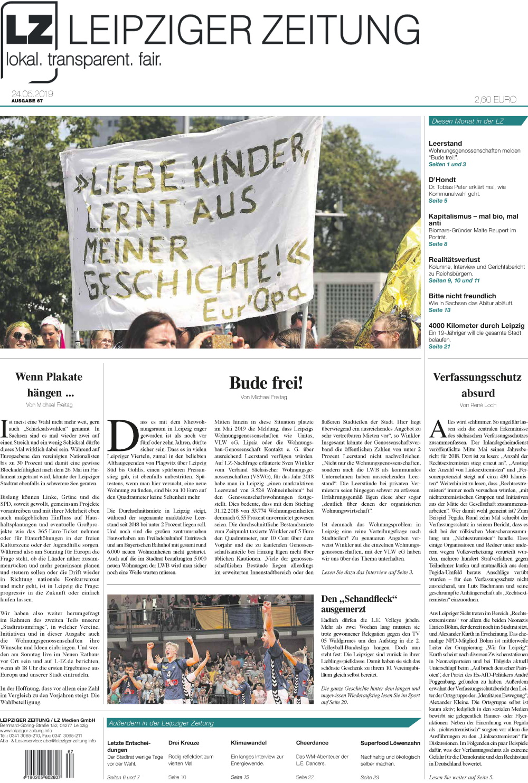 Internet Zeitung Leipzig