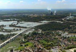 Saale-Elster-Talbrücke. Deutsche Bahn AG