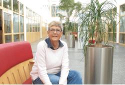 Brigitte Stock wurde am Universitätsklinikum Leipzig eine Niere transplantiert - als 1000. Patientin seit Beginn des Transplantationsprogramms vor 26 Jahren. Foto: UKL