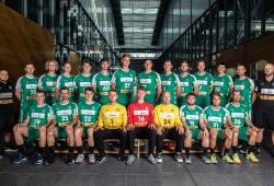 Mannschaftsfoto SG Leipzig II. Quelle: SC DHfK