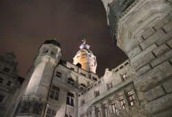 Der Wahlkampf um das hohe Haus läuft noch bis 26. Mai 2019. Neues Rathaus, Foto: L-IZ.de