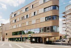 Preistraeger Holzhaus Leipzig-Lindenau. Foto: Peter Eichler