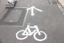 Der ADFC will das Radnetz verbessern. Foto: Michael Freitag