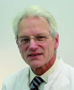 Prof. Dr. Bernhard Ruf © Klinikum St. Georg