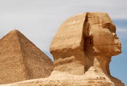 Sphinx. Foto: Kruczinski