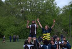 Spiel gegen BSC. Quelle: Rugby-Verein Leipzig Scorpions e.V.