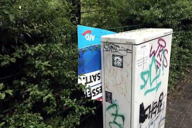 Straches Sturz am heutigen 18. Mai 2019 - Ein Rückschlag für Europas Rechtsradikale nur eine Woche vor der EU-Wahl. Foto: L-IZ.de