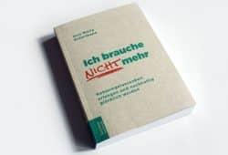 Ines Maria Eckermann: Ich brauche nicht mehr. Foto: Ralf Julke