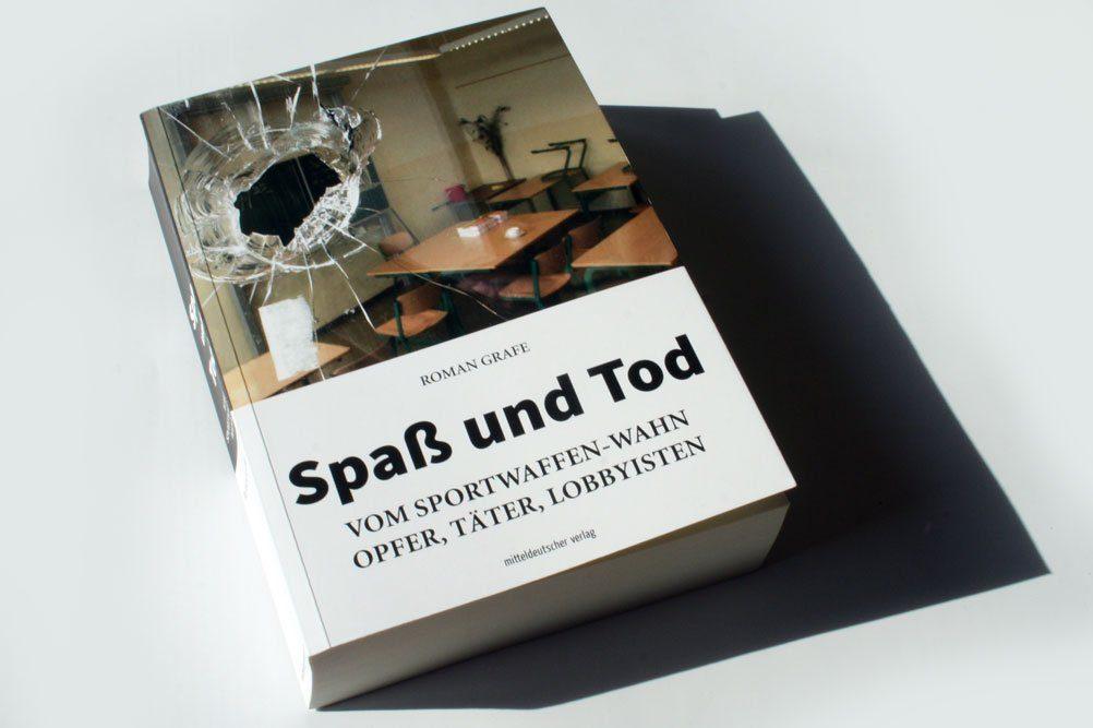 Roman Grafe: Spaß und Tod. Foto: Ralf Julke