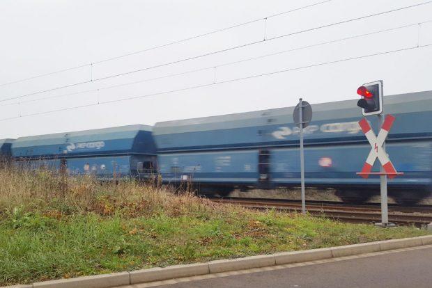 Der Eisenbahnlärm kam 2013 im Aktionsplan noch gar nicht vor. Foto: Marko Hofmann