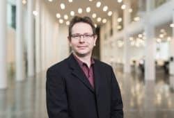 Prof. Dr. Jens Meiler Foto: Universität Leipzig / Christian Hüller