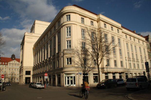 Schauspiel Leipzig. Foto: Ralf Julke