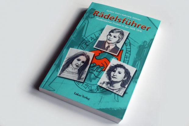 Jochen Voit, Gabriele Stötzer: Rädelsführer. Foto: Ralf Julke