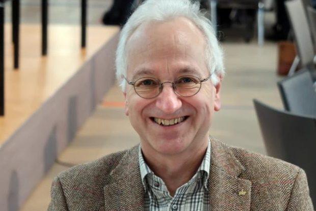 Christian Wolff war bis 2014 Pfarrer in der Leipziger Thomaskirche. Foto: privat