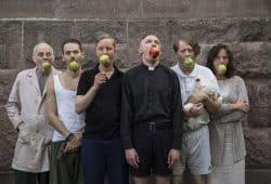 Adams Äpfel. Foto: Mathias Schäfer