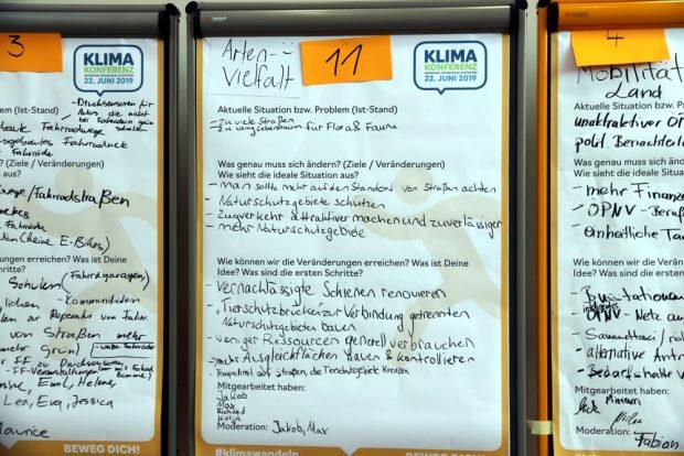 Artenvielfalt in Zeiten des Artensterbens war auch ein wichtiges Thema. Foto: L-IZ.de