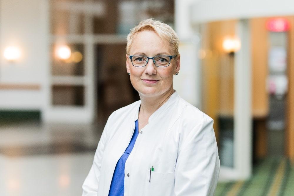 Dr. Ute Scheibe. Foto: Christian Hüller
