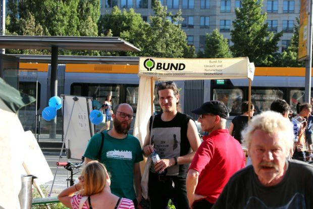 Jürgen Kasek machte in einem Vergleich mit der Stadt die drei Stunden Vollsperrung am Sonntag möglich. Foto: L-IZ.de