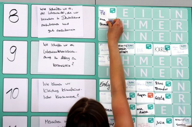 Jeder wählte selbst aus wo er mitarbeiten wollte. Foto: L-IZ.de