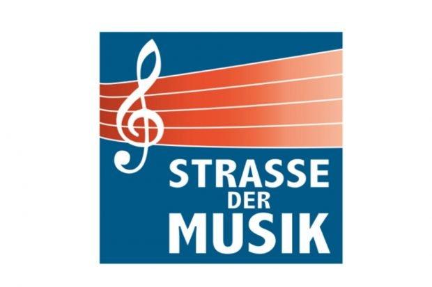 Logo Straße der Musik