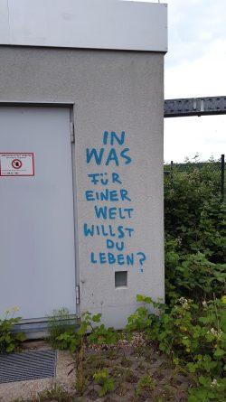 Manche wählen eine andere ... Foto: L-IZ.de