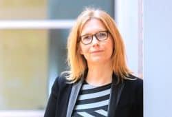 Politologin Dr. Rebecca Pates von der Universität Leipzig. Foto: Swen Reichhold