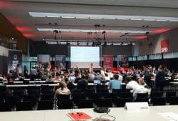 SPD beschließt Regierungsprogramm für Landtagswahl. Foto: René Loch