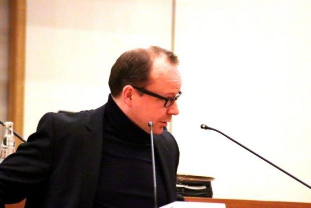 Stadtrat René Hobusch (FDP): Zur Wette bereit. Foto: L-IZ.de