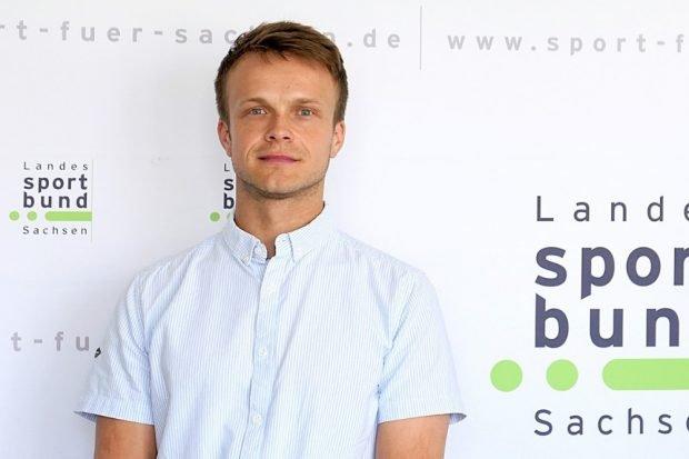 Stefan Sadlau. Foto: Landessportbund Sachsen