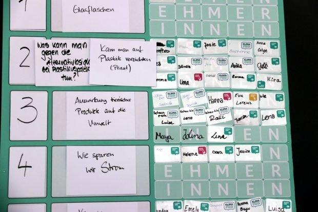 Themen von Stromsparen bis Plastik. Foto: L-IZ.de