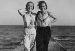 Anna Burstein und Halina Neumann. Synagoge und Begegnungszentrum e.V.
