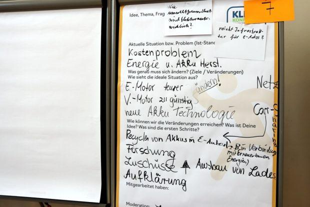 Was ist mit E-Autos? Hier Pro und Kontra - vielleicht weniger Auto? Foto: L-IZ.de
